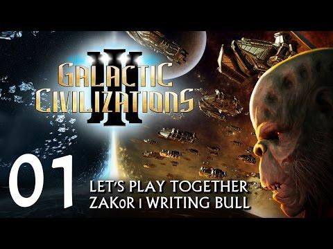 Let's Play: Galactic Civilizations III | Drengin (01) [deutsch]