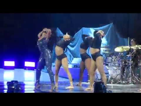 Normani - Dancing With a Stranger (Live Sweetener Tour) Portland