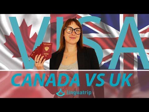 Виза в Канаду и Великобританию // Разбор от А до Я
