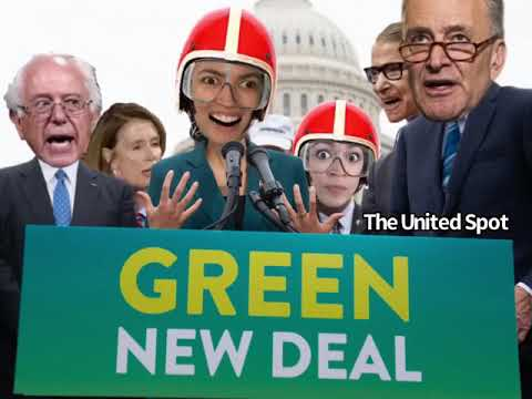 The Green New Climate Change