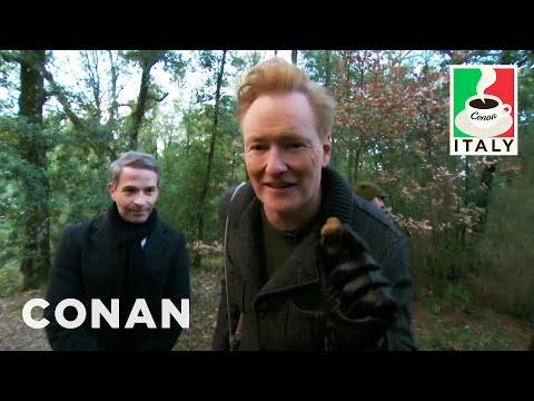 Conan s Jordanem na lovu lanýžů