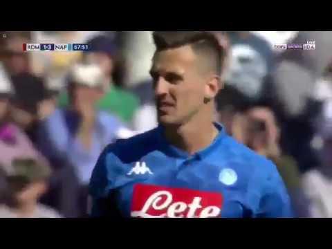 Roma Vs Napoli 1-4 Highlights & All Goals - 31/3/2019 HD