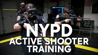 "(Video) ""VR Utilized to Train NYPD in Life-Threatening Situations"""