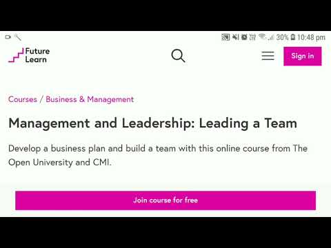 5 Best Free Business Management Courses. Must for MBAs - YouTube