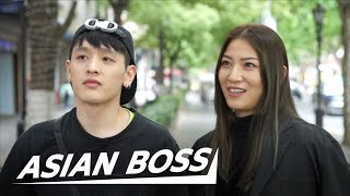 What Does The Ideal Chinese Guy Look Like? (Street Interview) | ASIAN BOSS