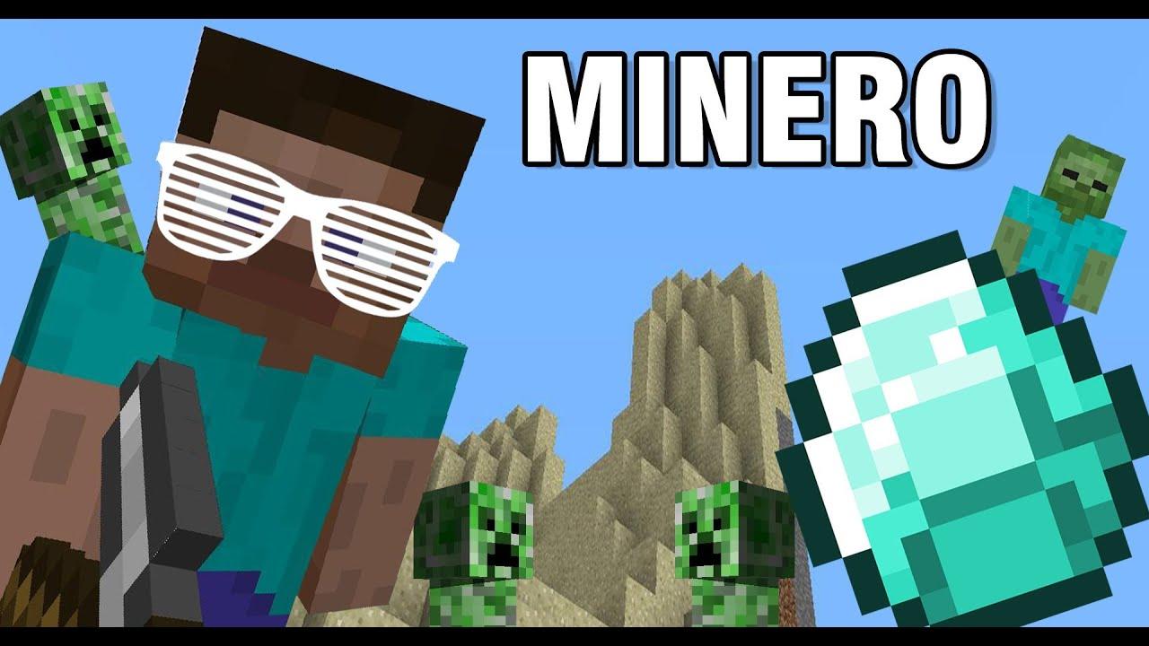 Minecraft – «Minero» ft. StarkinDJ (Parodia de «Torero» de Chayanne) #rubius #rubiusomg