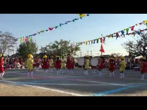 太井保育園 鼓笛隊 2016?
