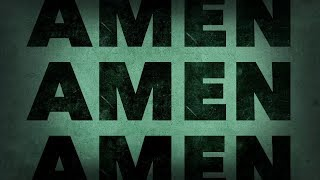 Showtek - Amen (feat. Freetown Collective) [Official Lyric Video]