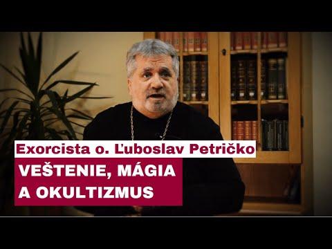 KRESŤAN VS. VEŠTENIE, MÁGIA A OKULTIZMUS: EXORCISTA o. ĽUBOSLAV PETRIČKO: ČO NA TO BOH A CIRKEV