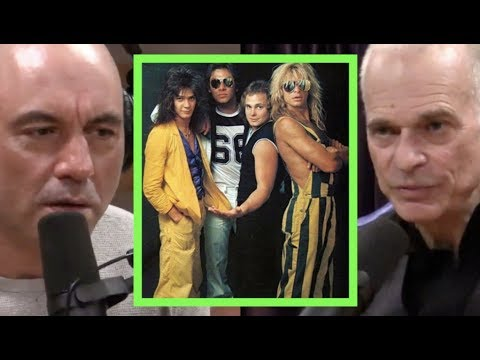 David Lee Roth on Van Halen's Cultural Impact | Joe Rogan