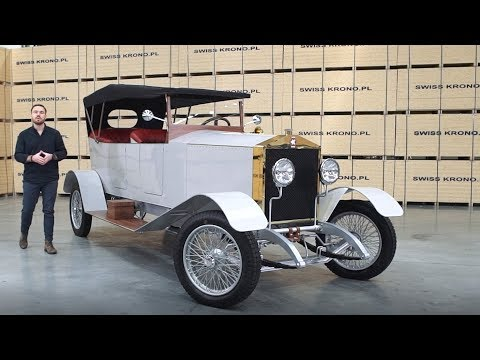 Rolls-Royce Silver Ghost THE BEAUTY ICON