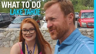 LAKE TAHOE 🌲 WHAT TO DO & WHERE TO EAT (TRAVEL VLOG 72)