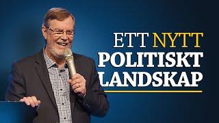 ETT NYTT POLITISKT LANDSKAP