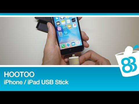 HooToo iPhone iPad USB Stick 64GB