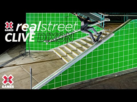 Clive Dixon: REAL STREET 2020 | World of X Games