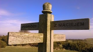 preview picture of video 'Podróże z Maciejem - South Downs National Park (Hassocks - Lewes)'