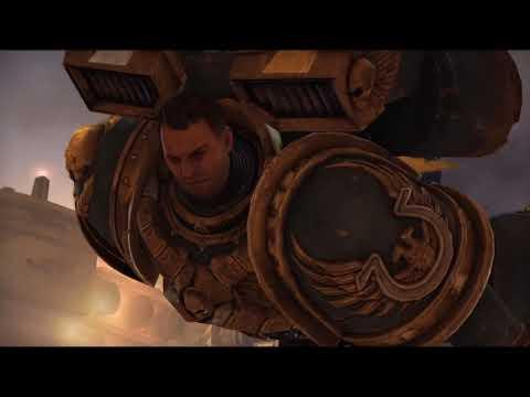 Warhammer 40,000 Space Marine do not be selfish destroy 01