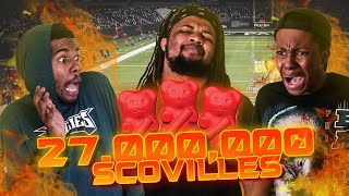 This Is IT! Loser Takes 27,000,000 Scoville Units To The FACE! (Madden Beef Ep.29)