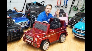 Как выбрать детский электромобиль? Профессиональный обзор и советы | Electrostreet