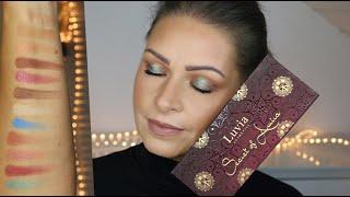 Luvia Secret of Amira Palette I Trend it up I Essence I Manhattan I Mamacobeauty