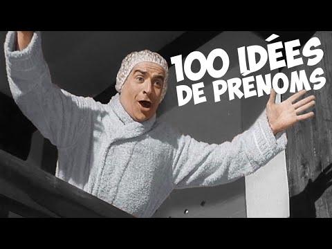 Idées de prénoms avec Louis de Funès !