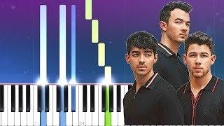 Jonas Brothers   Only Human (Piano Tutorial)