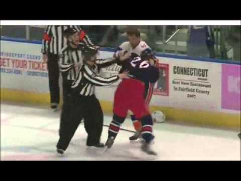 Cody Bass vs Mathieu Gagnon