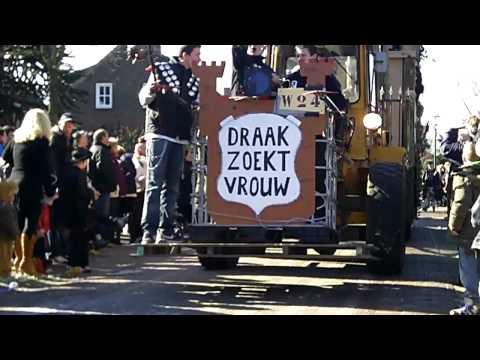 Carnavals optocht St Anthonis 2011