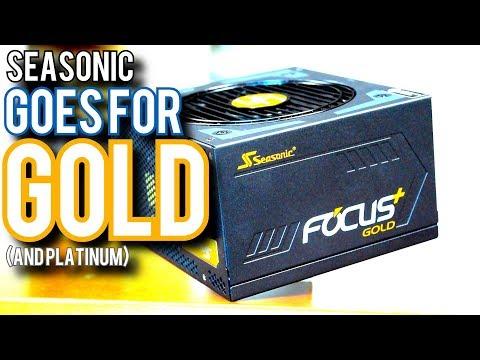 Seasonic Focus Plus Review – Quiet, Modular… Amazing?