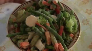 How To Stir Fry With Frozen Vegetables  (5 Reasons Why)  Best Frozen Asian Vegetables Stir Fry