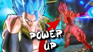 SSGSS Gogeta's Secret BOOST! Dragon Ball Xenoverse 2 BREAKDOWN!