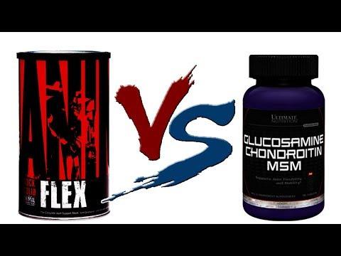ANIMAL FLEX или Glucosamine Chondroitin Msm Что Лучше Выбрать