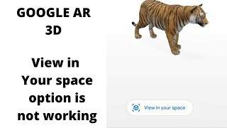 Tiger, Giant panda , Google , Lion, Penguin , Bear-Google 3D feature: How to bring these animals .