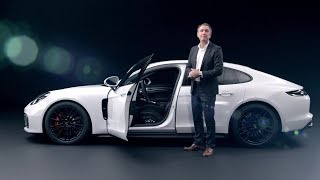 2019 Porsche Panamera GTS Review