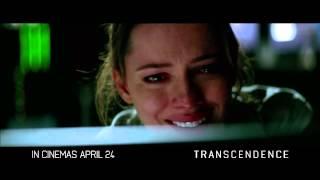 Transcendence International TV SPOT 1 2014  Johnny Depp SciFi Movie HD