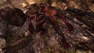 Skyrim LE Mods - Ghouls