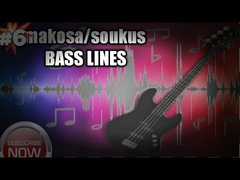 #6 MAKOSA BASS LINE EVERY AFRICAN BASSIST SHOULD KNOW.