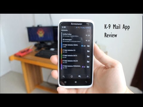 K-9 Mail App Review