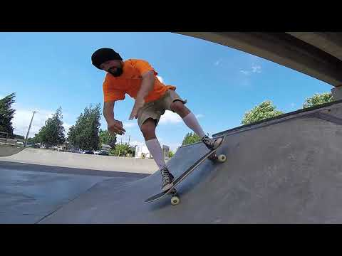 Che & Shay - Corvallis Skatepark - #candymanclip