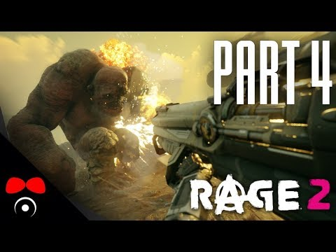 RAKETOMET A OBR AUTHORITY! | Rage 2 #4