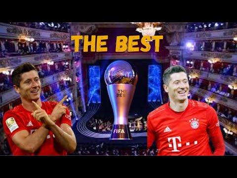Lances de Lewandowski o melhor do mundo