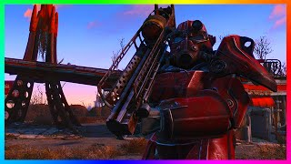Fallout 4 - How To Get The Best Weapons, Armor, Gear & MORE From Level One Right Out Of The Vault!