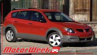 MotorWeek | Retro Review: 2003 Pontiac Vibe