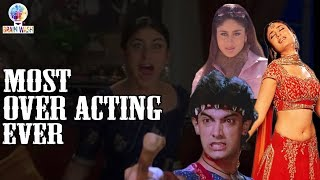 Most Over Acting Ever | Compilation | Brain Wash