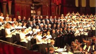 Handel Messiah II-37 The Lord gave the word