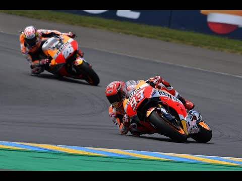 2017 #FrenchGP - Honda in action
