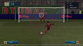 FRANCE VS PORTUGAL Penalties FIFA 21