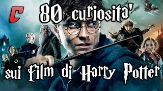 80 Curiosità Sui Film Di Harry Potter