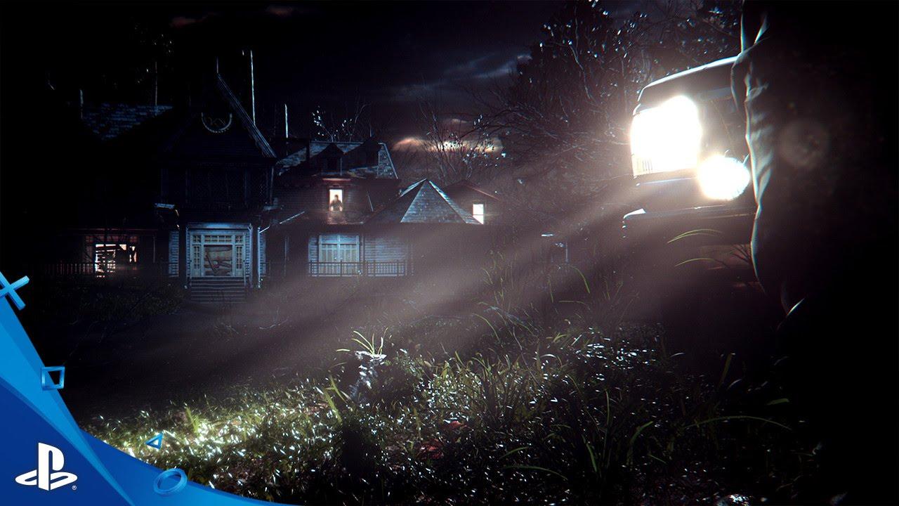 Resident Evil 7 biohazard: No PS4 Em 24 de Janeiro
