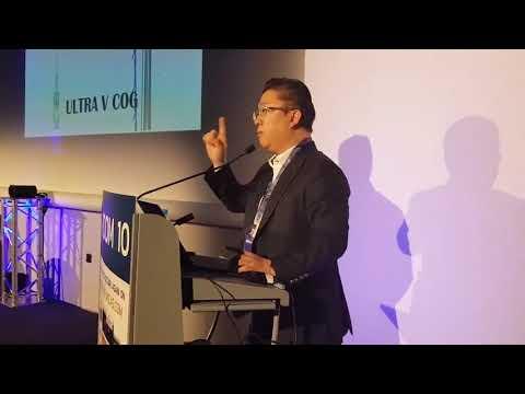 Dr. Kwon Han Jin Thuyết Trình Về Chỉ Ultra V Lift Tại Hội nghị IMCAS (Pháp)
